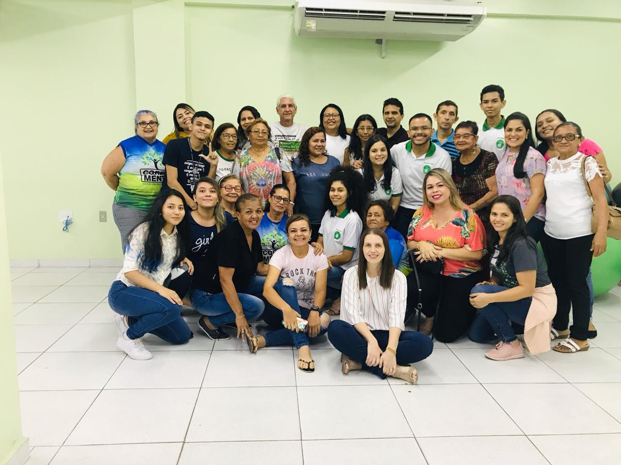 V Jornada Amazonense de Enfermagem Gerontológica